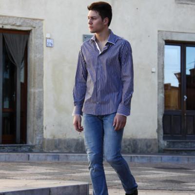 Camicia modello PARIGI