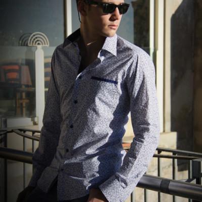 Camicia modello PRAGA